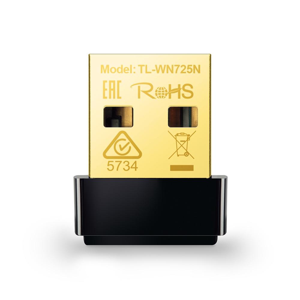 USB Wifi TP-Link Tl-Wn725N Chuẩn N Tốc Độ 150Mbps