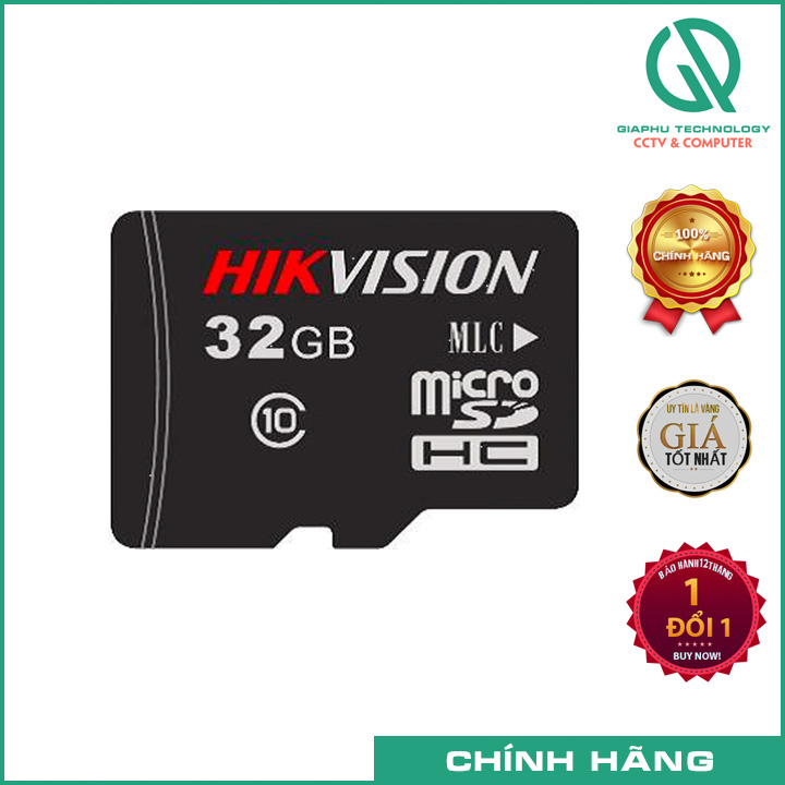 Thẻ nhớ Micro SD 32GB - HIKVISION