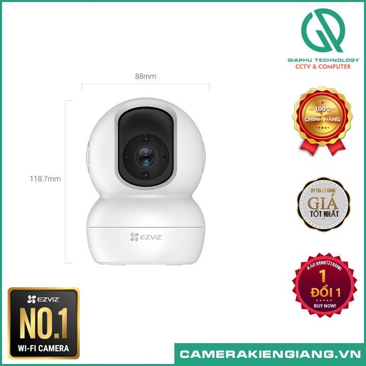 Camera EZVIZ CS-TY2-B0-1G2WF – Quay quét thông minh - Wifi
